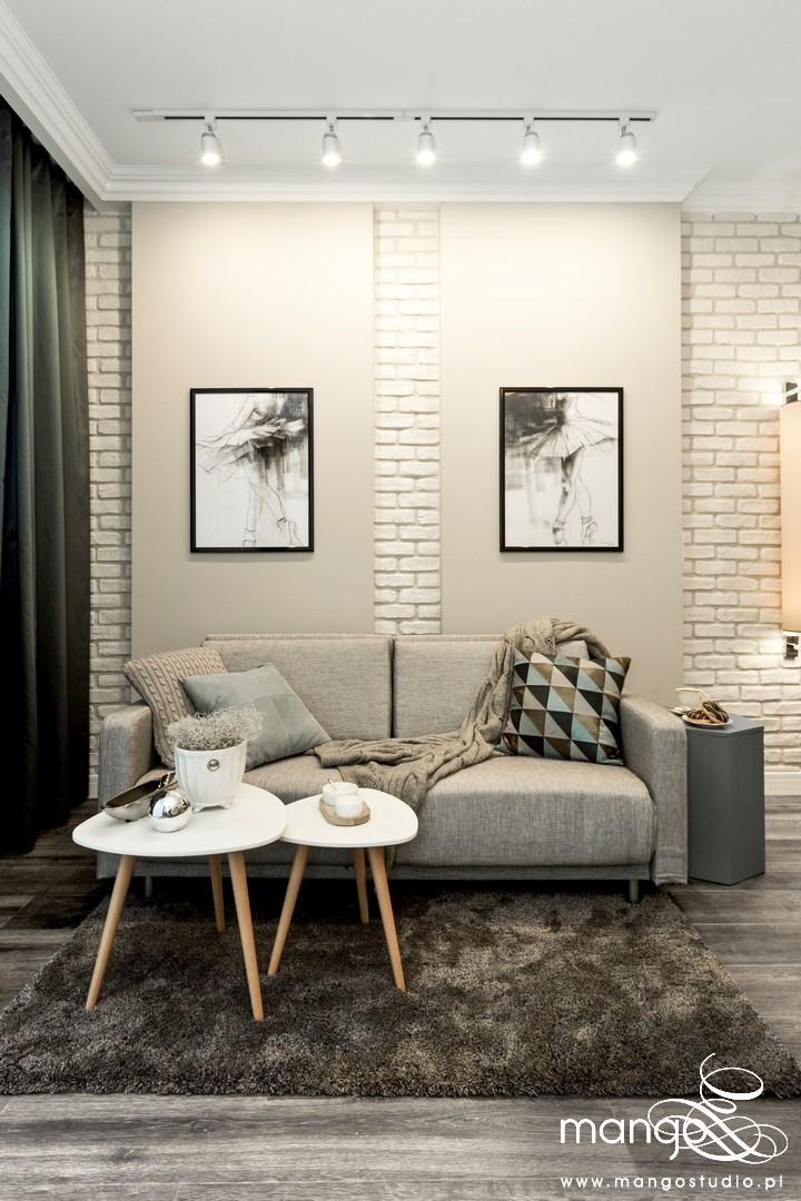 Mango Studio projektowanie wnętrz pod klucz apartament na wynajem w stylu klasycznym (5)