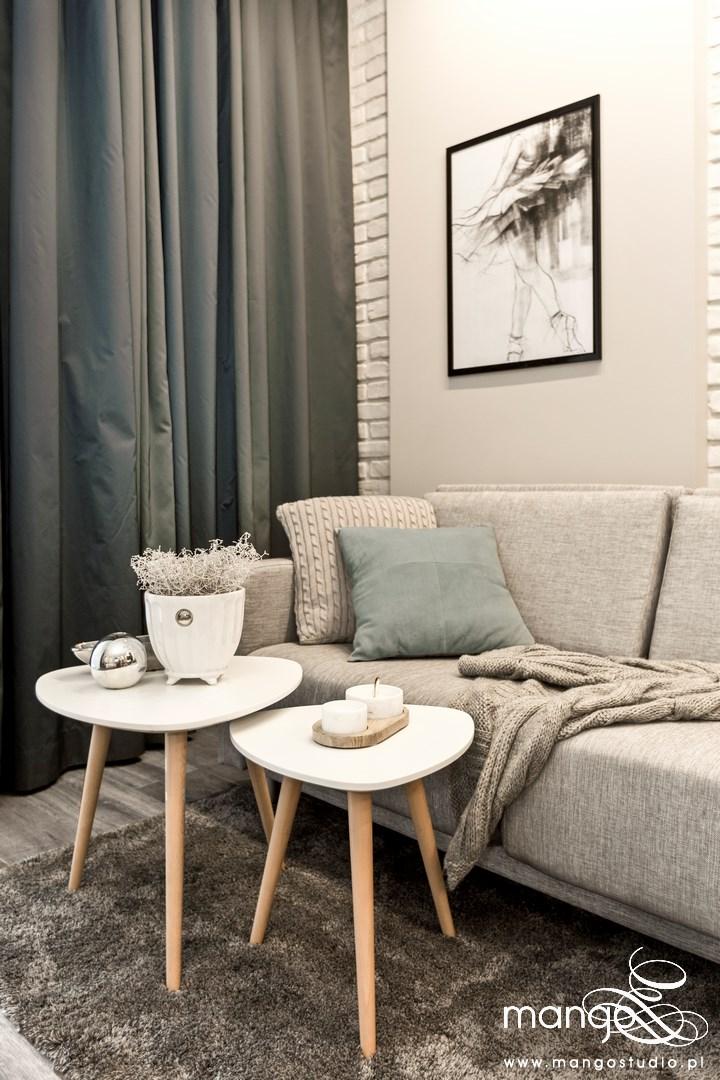 Mango Studio projektowanie wnętrz pod klucz apartament na wynajem w stylu klasycznym (6)