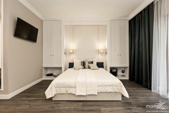 apartament na wynajem w stylu klasycznym