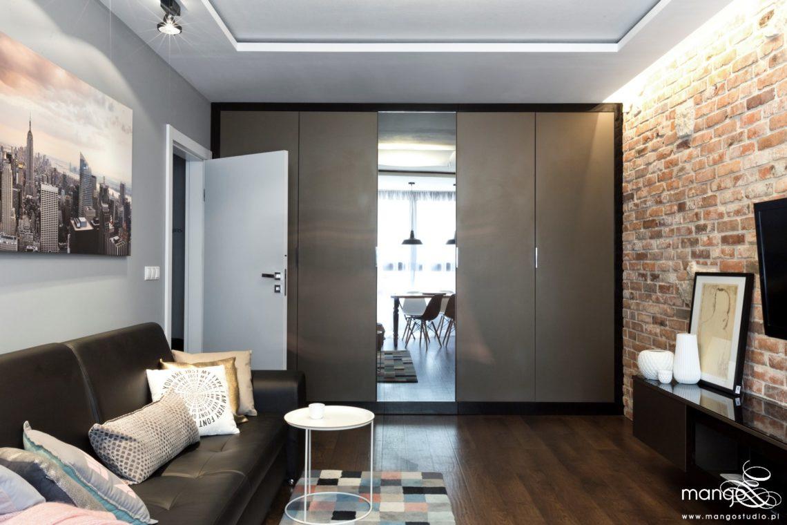 1 Mango Studio projektowanie wnętrz bajeczna salon w stylu nowoczesnym (12)
