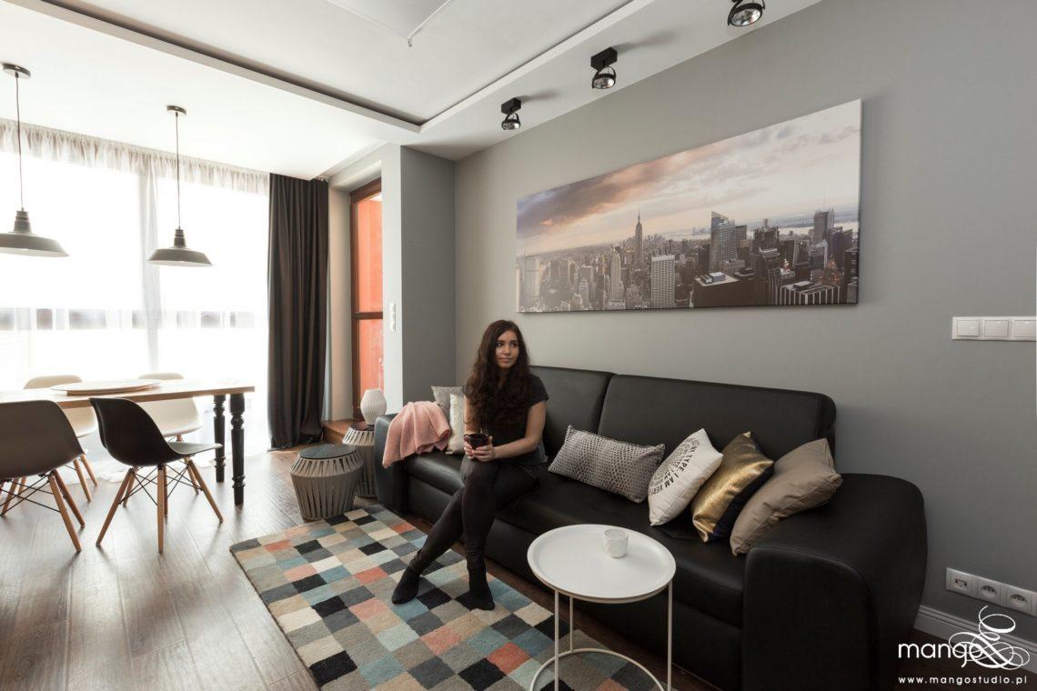 1 Mango Studio projektowanie wnętrz bajeczna salon w stylu nowoczesnym (11)