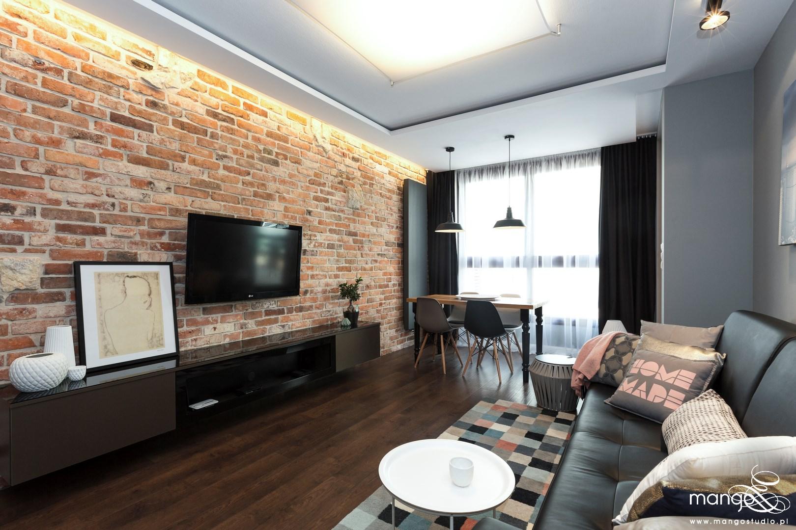 1 Mango Studio projektowanie wnętrz bajeczna salon w stylu nowoczesnym (2)