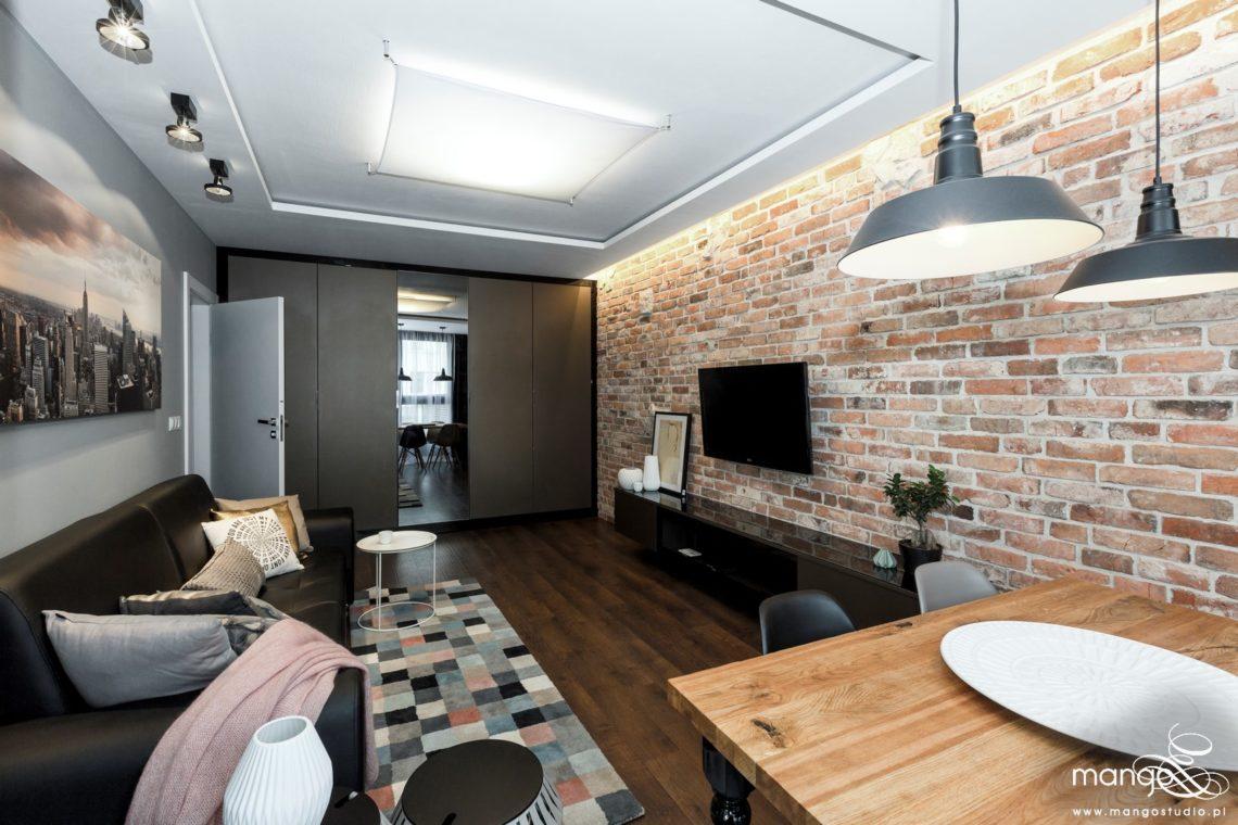 1 Mango Studio projektowanie wnętrz bajeczna salon w stylu nowoczesnym (5)