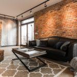 Mango Studio Projektowanie wnętrz pod klucz dom loftowy kolonialny nowoczesny salon (12)