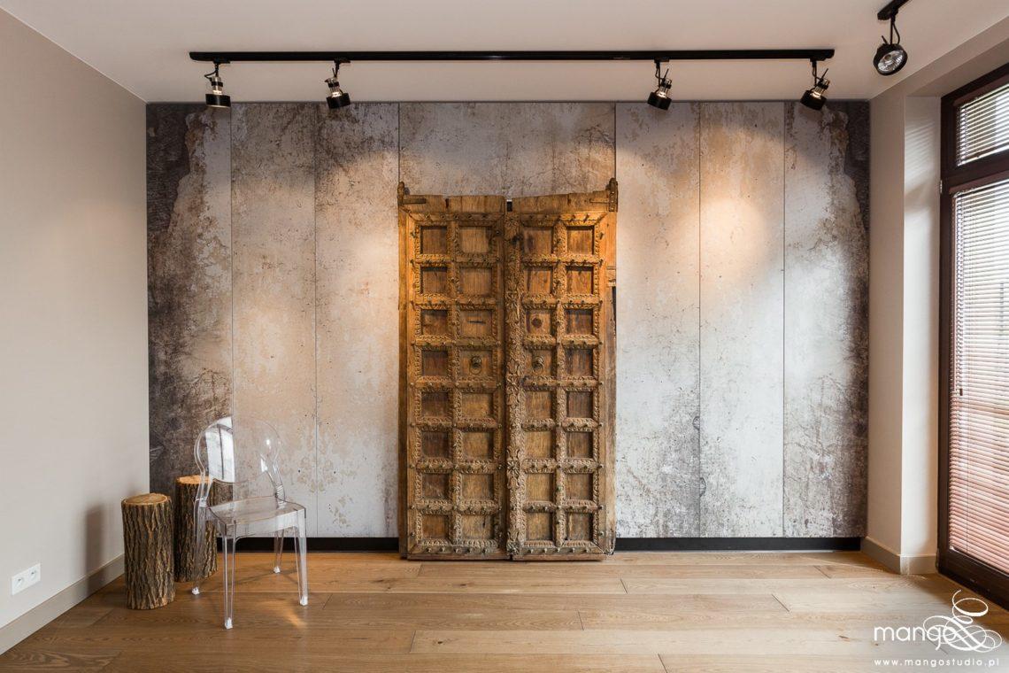 Mango Studio Projektowanie wnętrz pod klucz dom loftowy kolonialny nowoczesny salon (8)