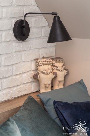 Mango Studio Projektowanie wnętrz pod klucz dom loftowy kolonialny nowoczesny sypialnia (5)