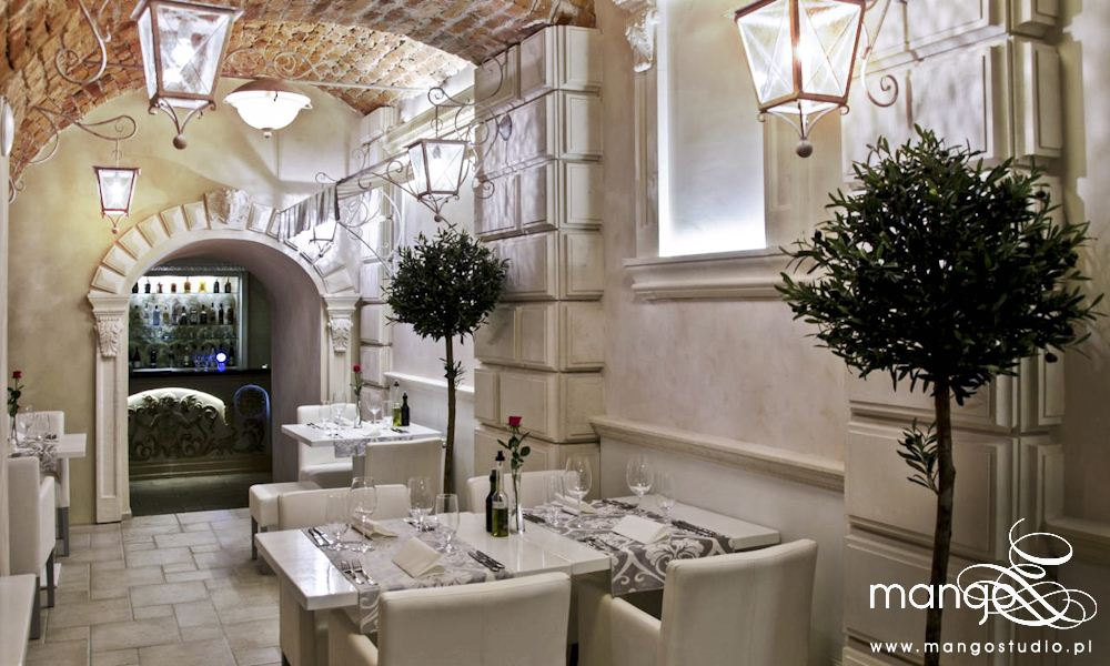Mango Studio Wnętrz - Projekt Wnętrza Restauracji - wnętrza stylowe - 100m2 (10)