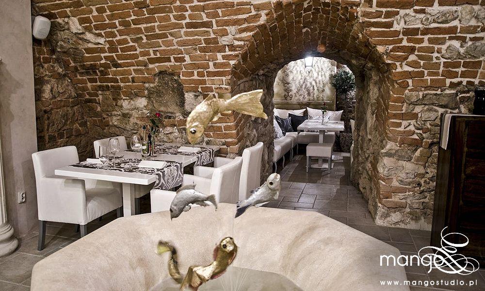 Mango Studio Wnętrz - Projekt Wnętrza Restauracji - wnętrza stylowe - 100m2 (2)