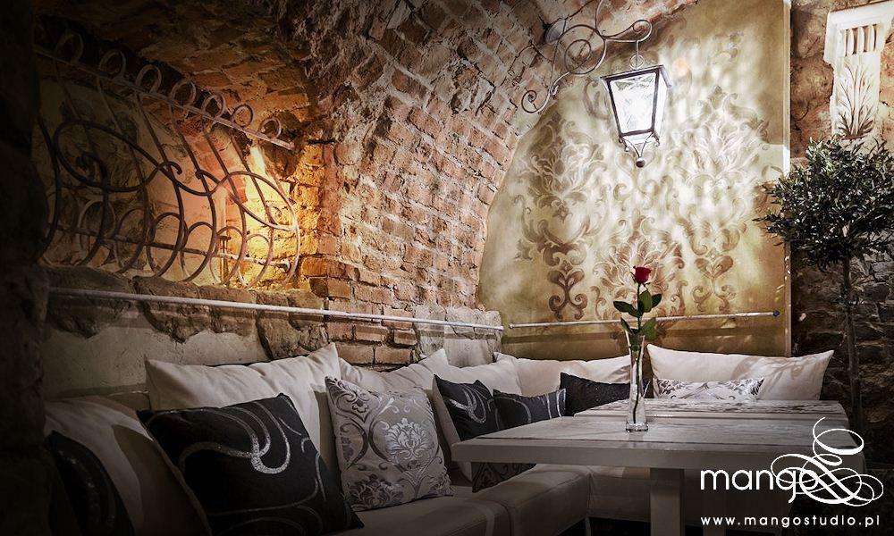 Mango Studio Wnętrz - Projekt Wnętrza Restauracji - wnętrza stylowe - 100m2 (4)