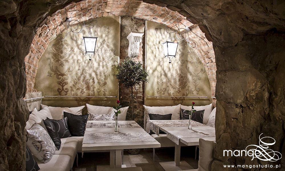 Mango Studio Wnętrz - Projekt Wnętrza Restauracji - wnętrza stylowe - 100m2 (6)