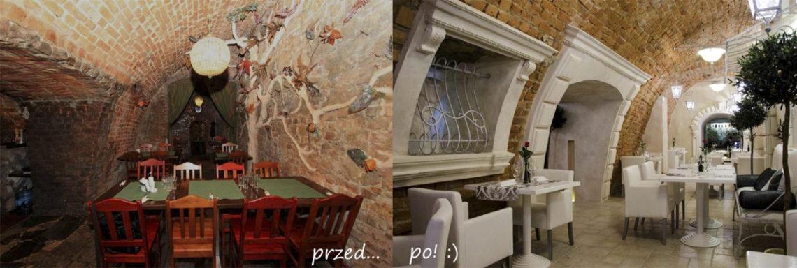Mango Studio Wnętrz - Projekt Wnętrza Restauracji - wnętrza stylowe METAMORFOZA   (2)