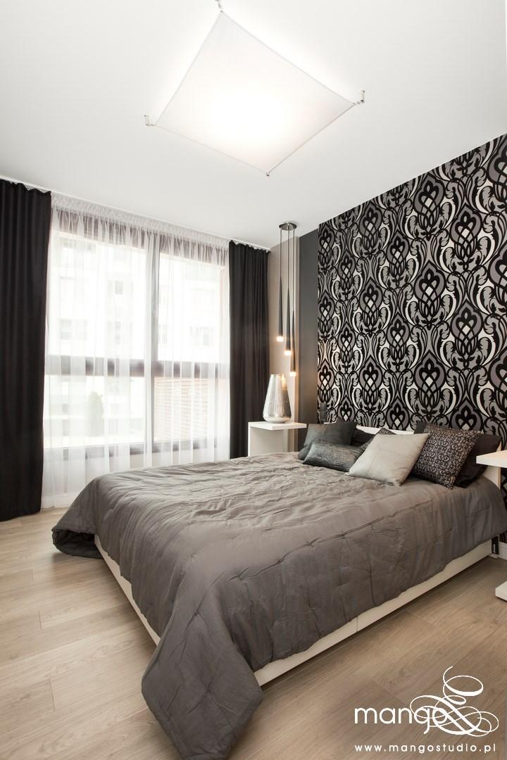 Mango Studio projektowanie wnętrz bajeczna sypialnia w stylu nowoczesnym (2)