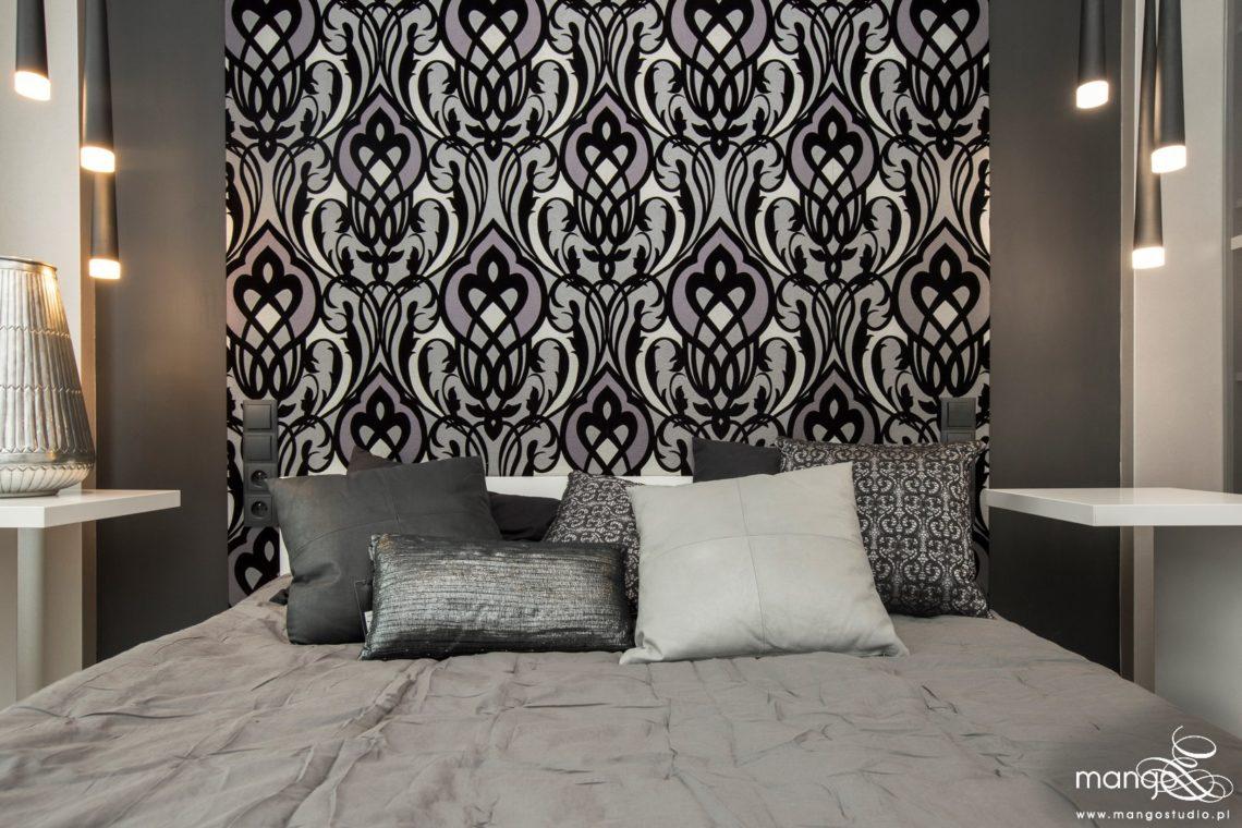 Mango Studio projektowanie wnętrz bajeczna sypialnia w stylu nowoczesnym (4)