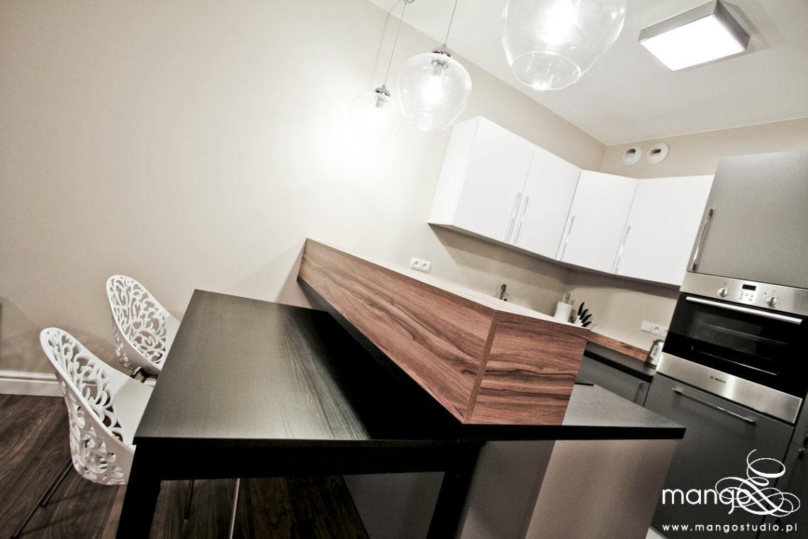 Mango Studio projektowanie wnętrz pod klucz - apartament ekonomiczny masarska kraków (3)
