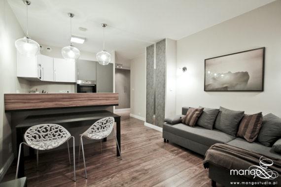 Apartament ekonomiczny Masarska