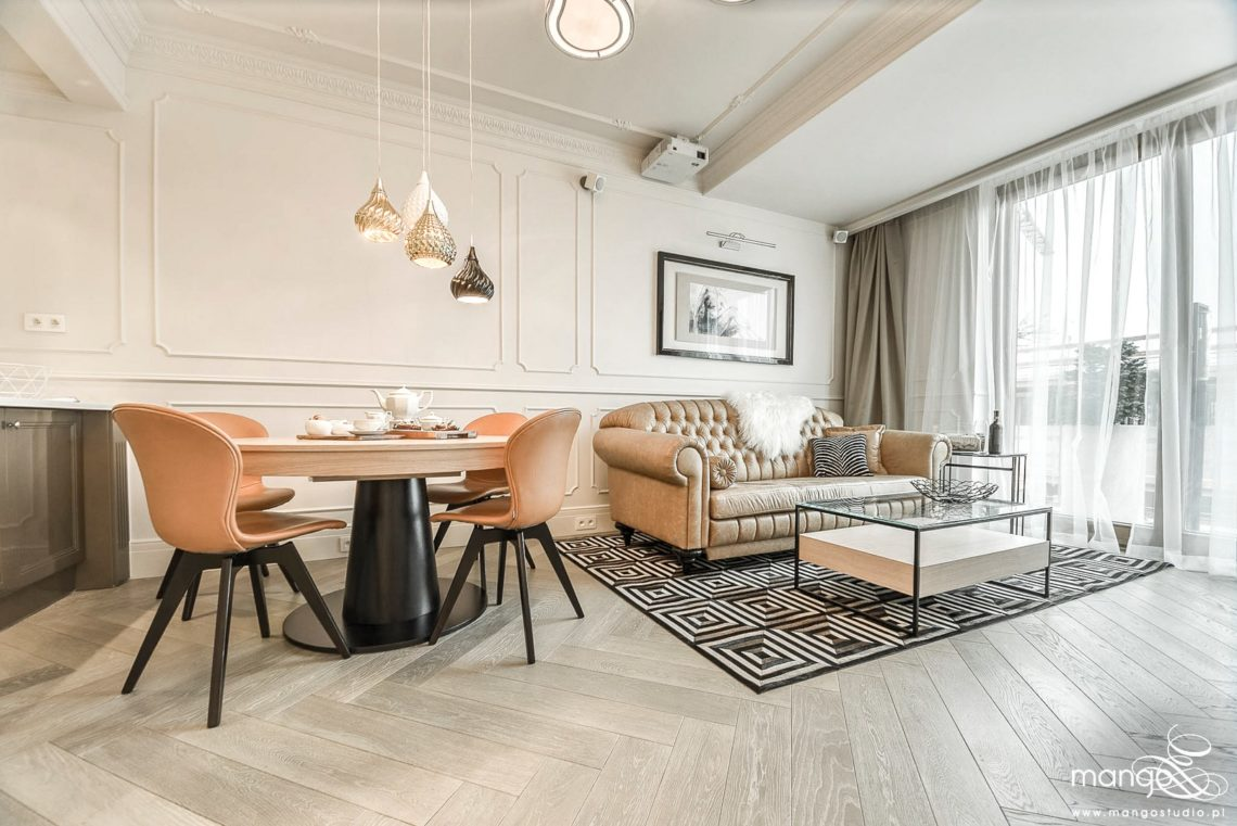 Mango Studio projektowanie wnętrz pod klucz Salon Klasyczny Apartament BiG fot Marcin Sroka (0) (Logo)